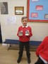 Oliver won two awards at his recent Rugby awards evening.
