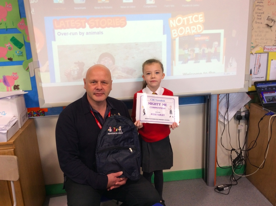 Well done Rose P3D