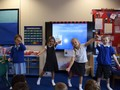 Acting out jobs on a pirate ship