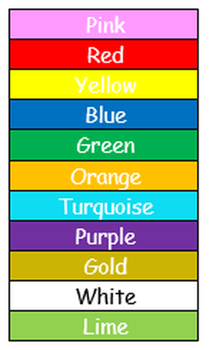 Colour book bands ks1 - Ks1 Books Are Organised By Book Band Colours Below You Will Find A List Of Book Band Colours In Order Of Difficulty Starting From The Simplest Text