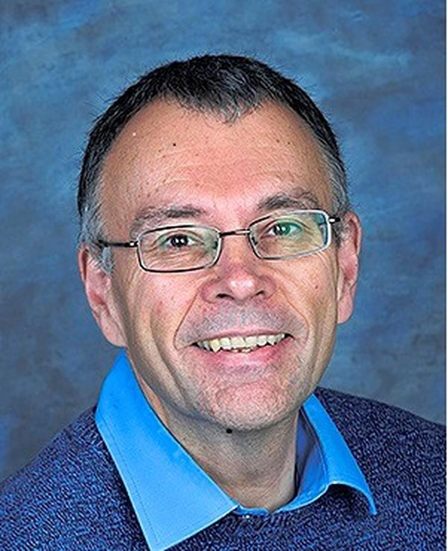 Geoffrey Wharton - Headteacher