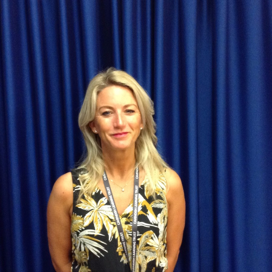 Mrs L Campbell - Deputy Headteacher