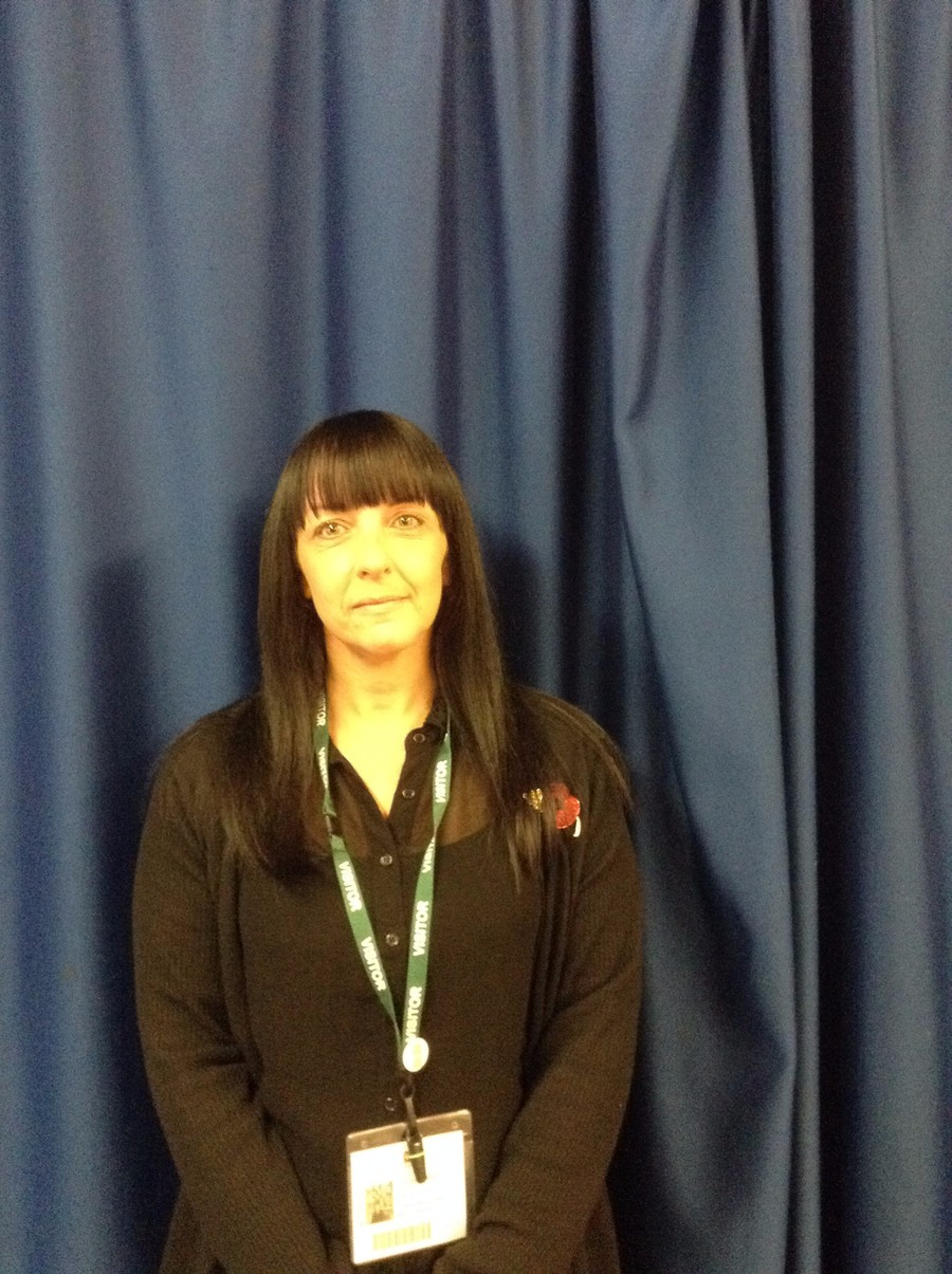 Mrs A Leaver - Teaching Assistant
