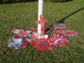 school council lay wreaths for remembrance (2).JPG