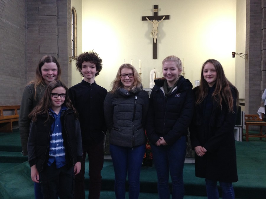 Youth Sunday @ St Agnes'