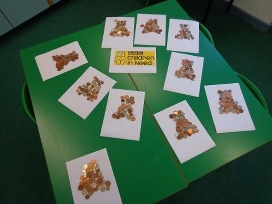 We managed to cover 10 Pudseys and raised £27.10 to help children who aren't as lucky as us.
