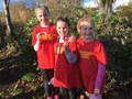 Y4 girls - Lucy , Elizabeth , Josephine