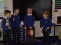Performing the learnt poem