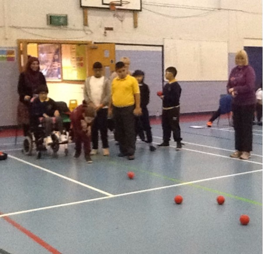 Girlington Primary School - Inclusion Sport