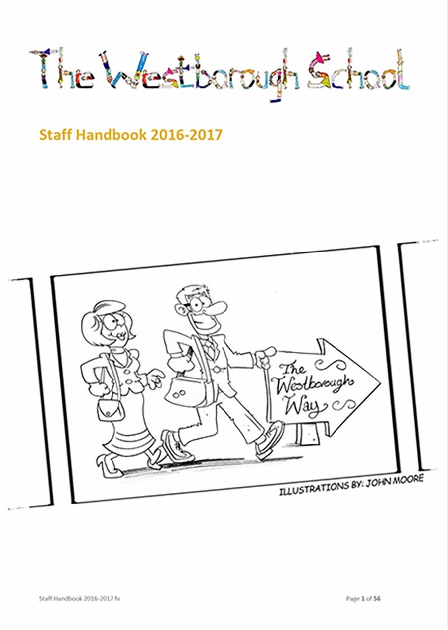 Download/Open the Staff Handbook.