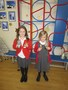 Charlie and Belle have been busy at Karate again.<br>