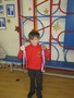 Joe continues his success at Karate too.<br>