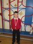 Bradley came first in a slide competition at Keswick Spa. Well done!