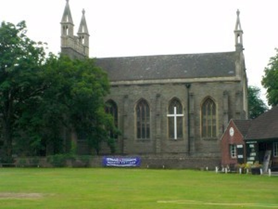 Christ Church in Downend