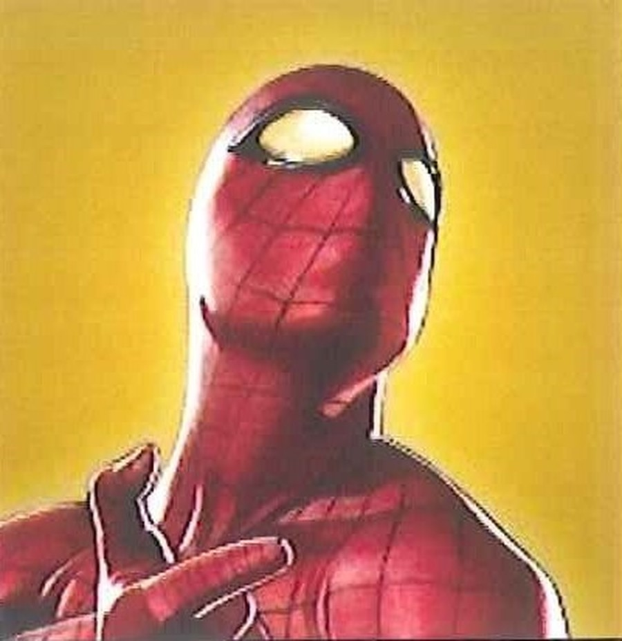 Spider Man Target: Counting up and back to 100 in tens