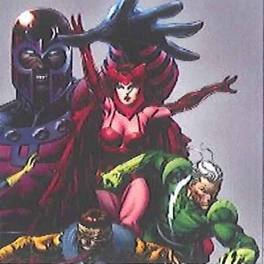 Brotherhood of Evil Mutants Target: 2,5,10 and 3's division facts read out with 3 seconds to answer.