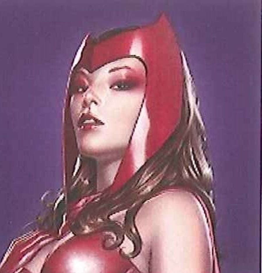 Scarlet Witch Target: 100 mixed up times tables and divisions in 5 minutes
