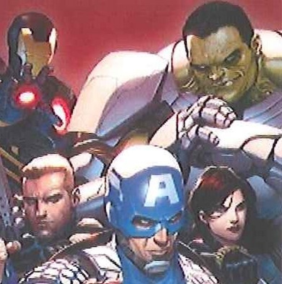 The Avengers Target: 2,5,10 and 3 times rables read out with 3 seconds to answer.