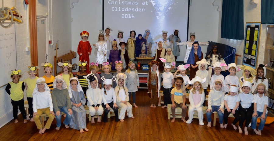 Christmas Play Scripts For Primary School.Cliddesden Primary School Nativity Play