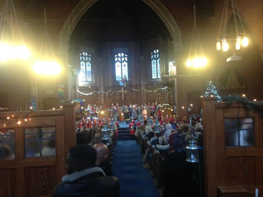 Our Nativity Performance at Acocks Green Baptist Church