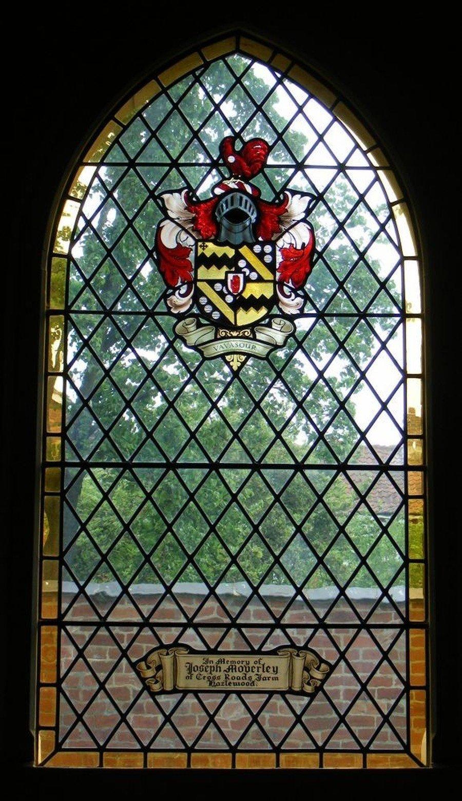 Fig: Vavasour Window, North Wall