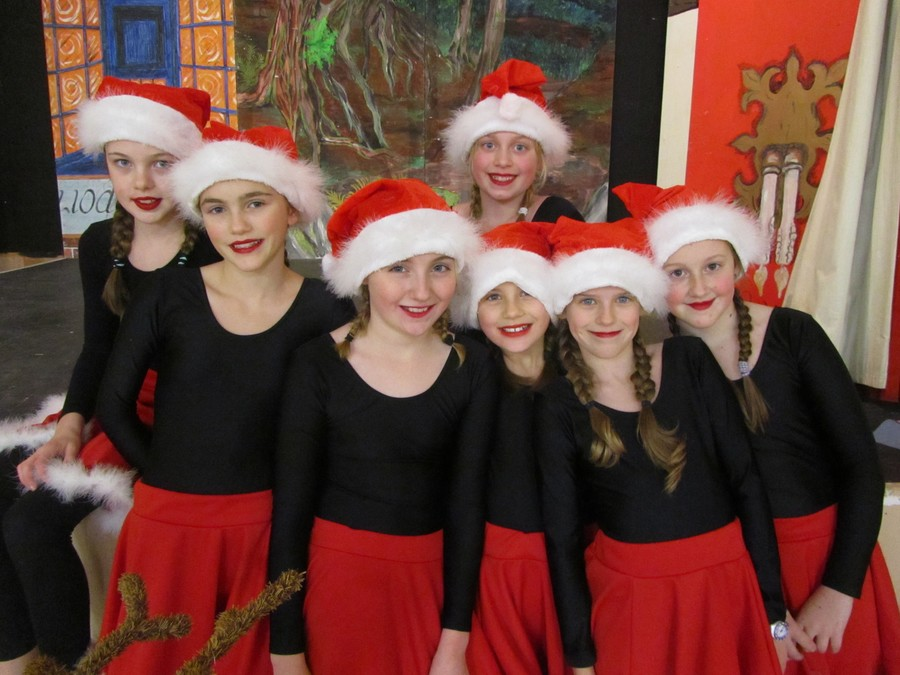 Christmas Performance - December 2016