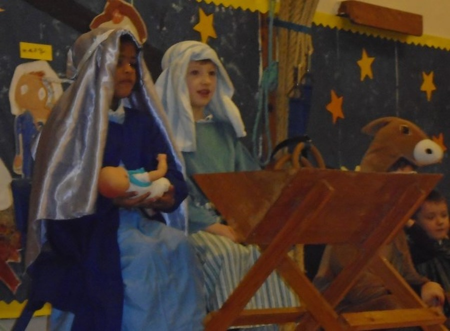 Wriggly Nativity 2016