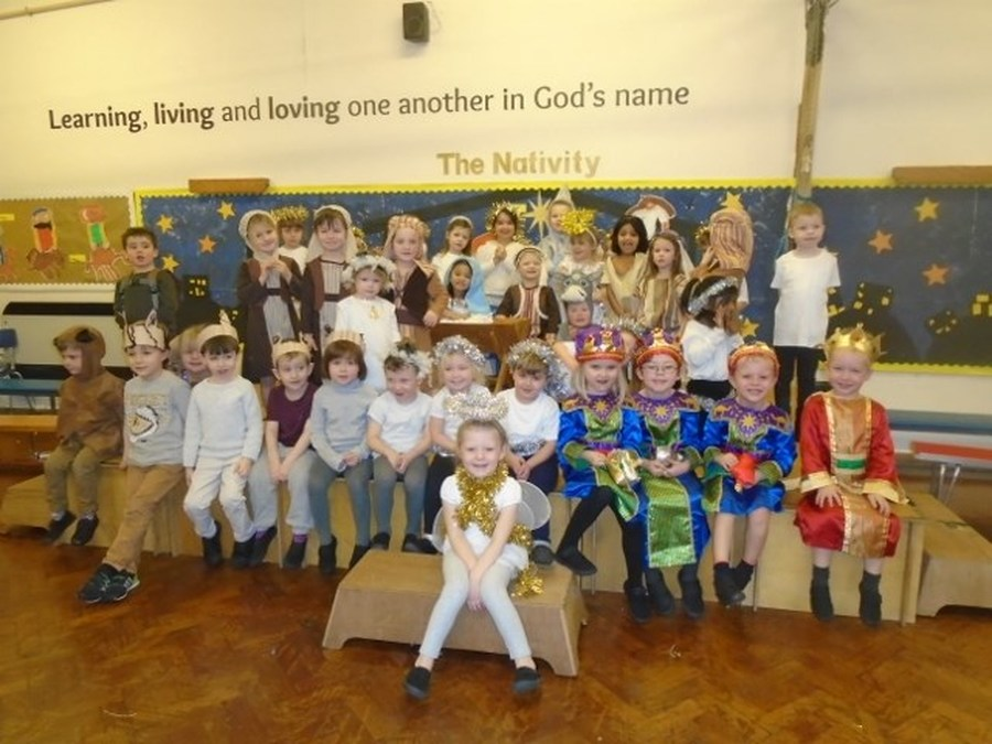 Foundaton Nativity 2016