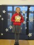 Leigh was given the award for Participant of the Year from her karate club. Brilliant!