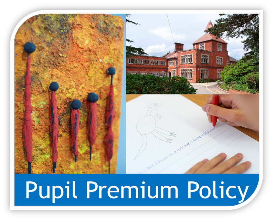 Click here to view the Pupil Premium Policy