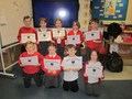Well done to Year 3/4!
