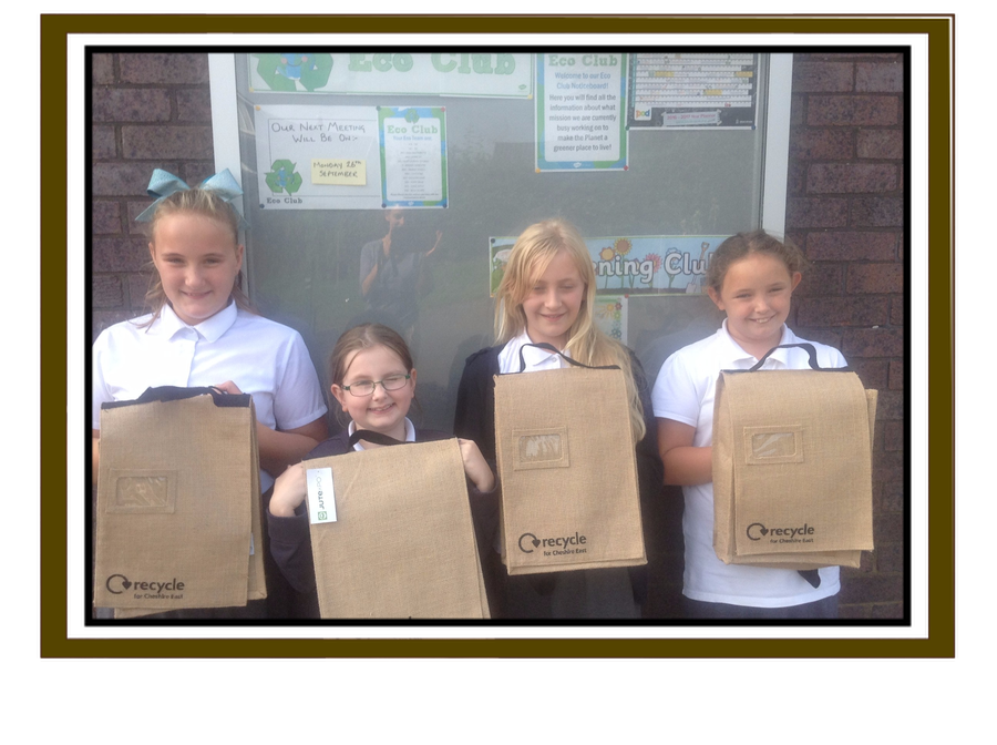 Our Junior Recycling Officers