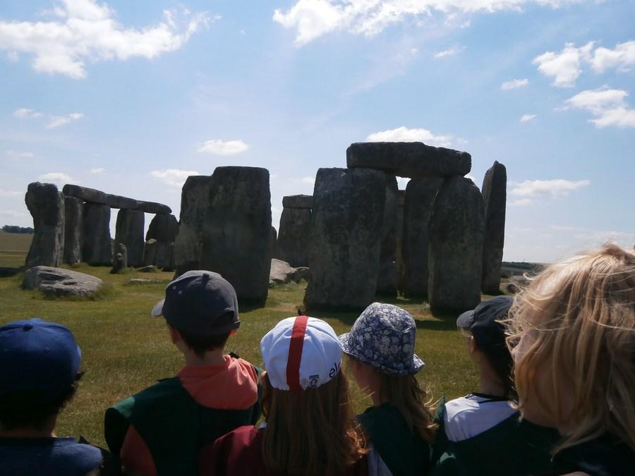 Educational visit to Stonehenge
