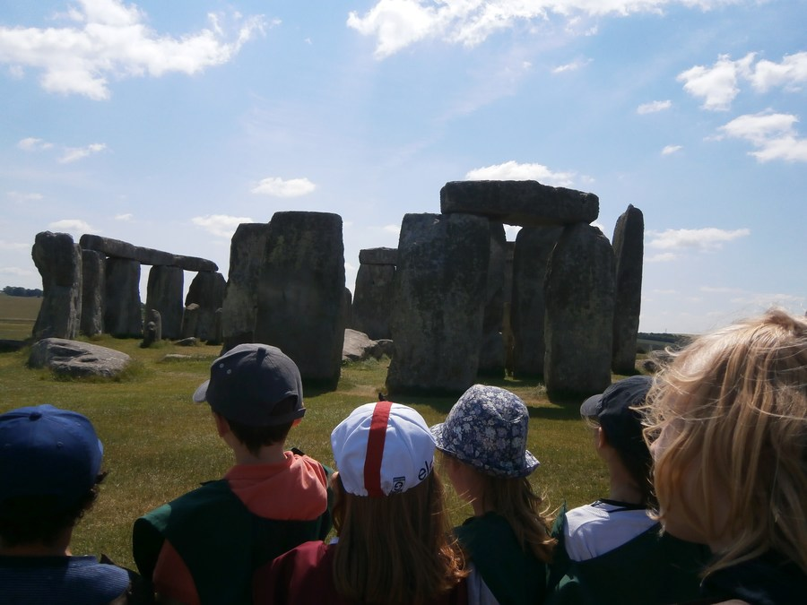 Educational visit to Stonehenge