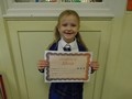 Year 2<p>Ella - for super understanding of how to use a dictionary.</p>