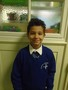 Year 6<p>Kayden - for showcasing his very best behaviour, manners and work all week.</p>