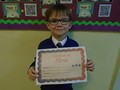 Year 2<p>Daniel - for working so hard to learn his spellings and use new methods in maths</p>