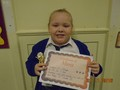 Year 3<p>Erin - for superb maths work, excellent effort and being a role model to her classmates.</p>