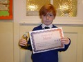 Year 5<p>Thomas - for demonstrating a much improved attitude to school life</p>