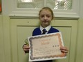 Year 3<p>Mia-Rose - for an excellent effort in all she does.</p>