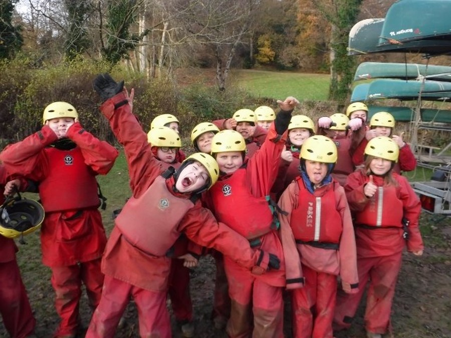 Year 6 Trip to East Barnby
