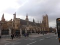 14 Duck Tours - seeing the sights 5 Palace of Westminster.JPG