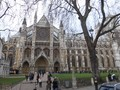 16 Duck Tours - seeing the sights 7 Westminster Abbey.JPG