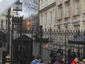 17 Duck Tours - seeing the sights 8 Downing Street.JPG