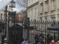 Downing Street...