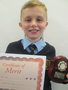 Year 4<p>Alfie - for excellent work during class assessments</p>