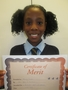Year 6<p>Stacey - for an improved attitude towards everything she does</p>