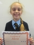 Year 5<p>Rosa - for fantastic behaviour all week</p>