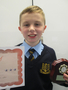 Year 4<p>Alfie - for exemplary behaviour in class</p>