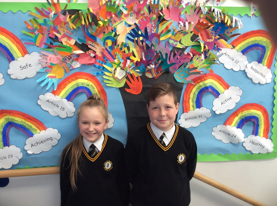 Maura Gough and Lorcan Donnelly